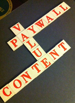Value, Paywll, Content Scrabble anagram